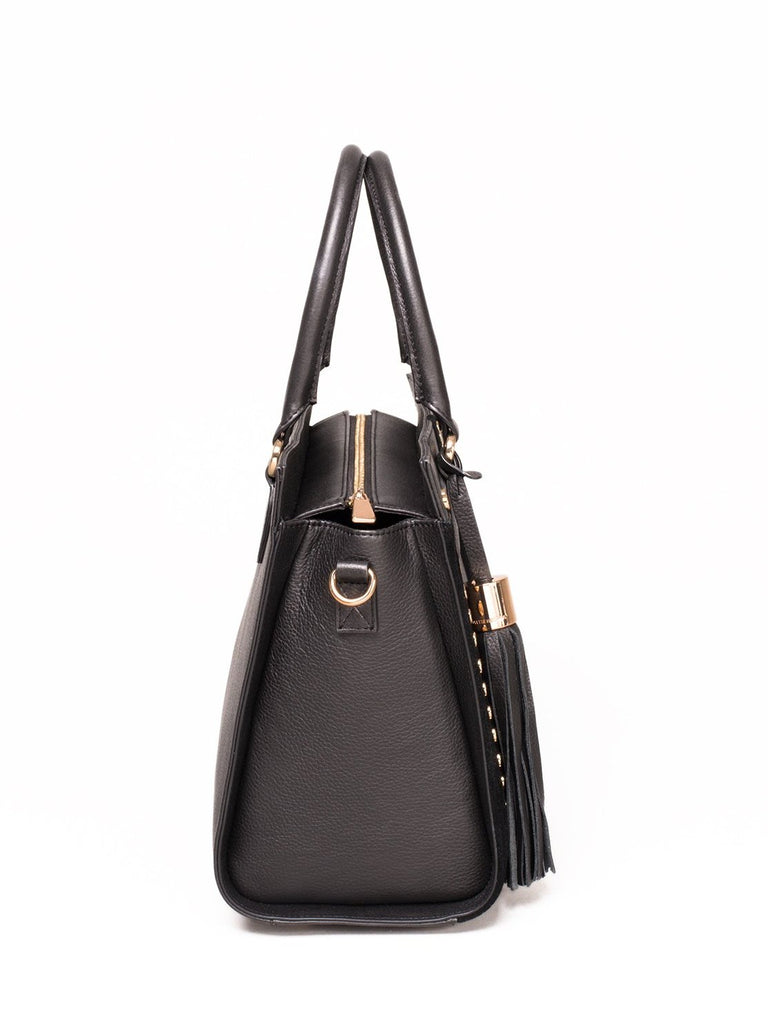 Nicole Leather Tote