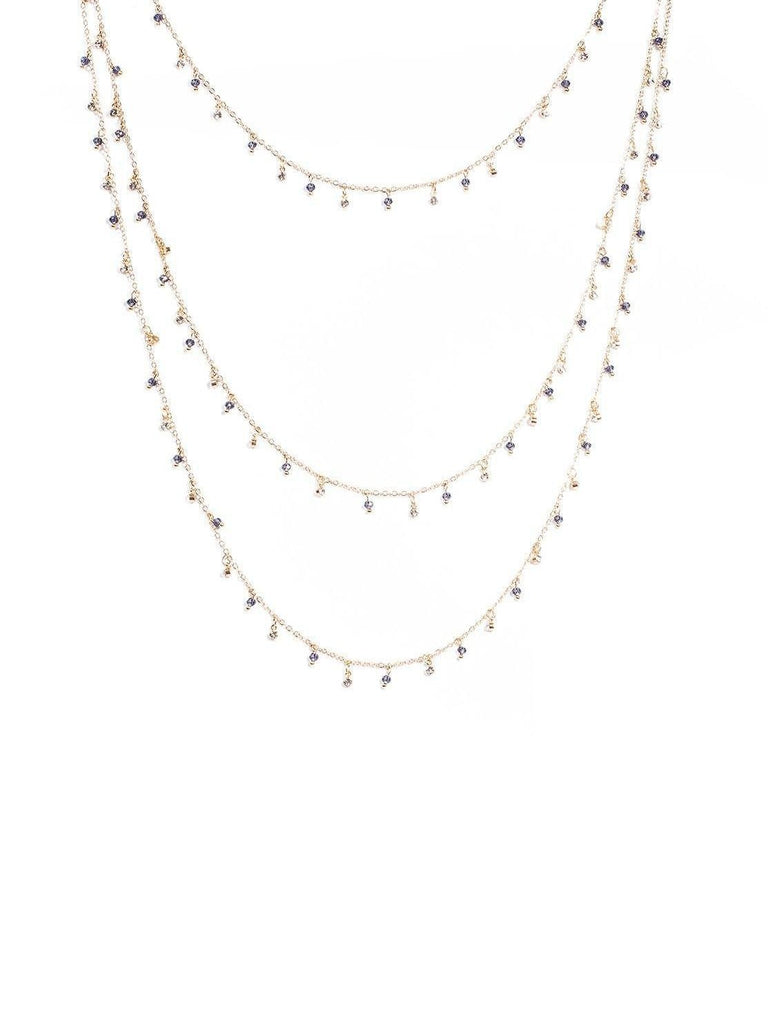 Multi Row Beaded Necklace Colette by Colette Hayman Visa Payment Online Outlet Good Selling Cheap Sast J9gw4u7rG