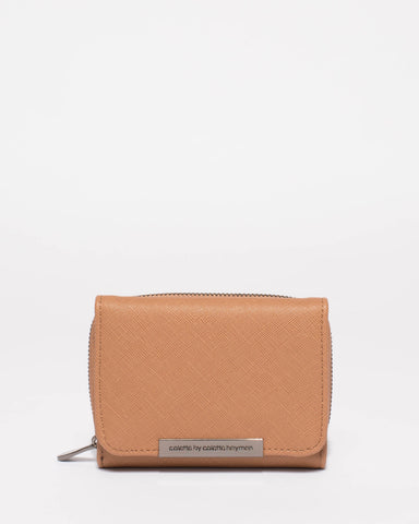 Caramel Smooth Keeley Purse