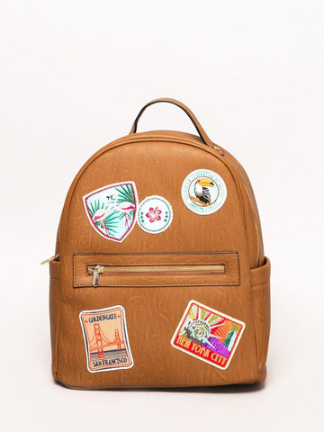 Alanah Patch Backpack