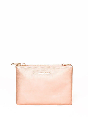 Margot Leather Crossbody
