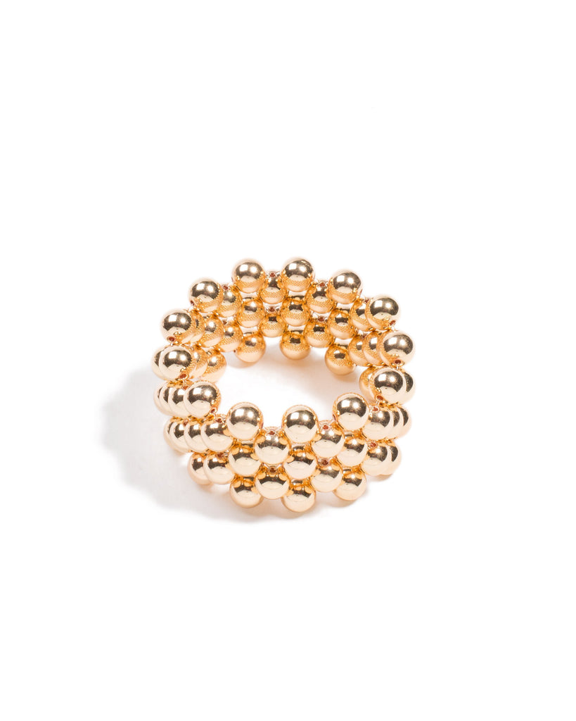 Multi Ball Stretch Bracelet