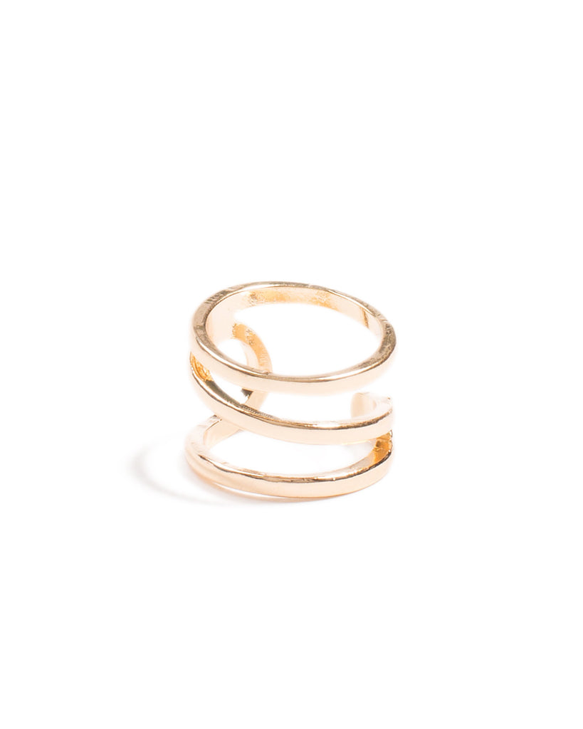 Metal Wrap Ring - Small