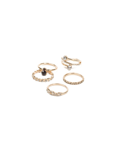 Multi Stone Ring Pack - Large