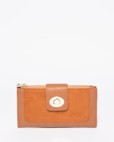 Tina Lock Wallet