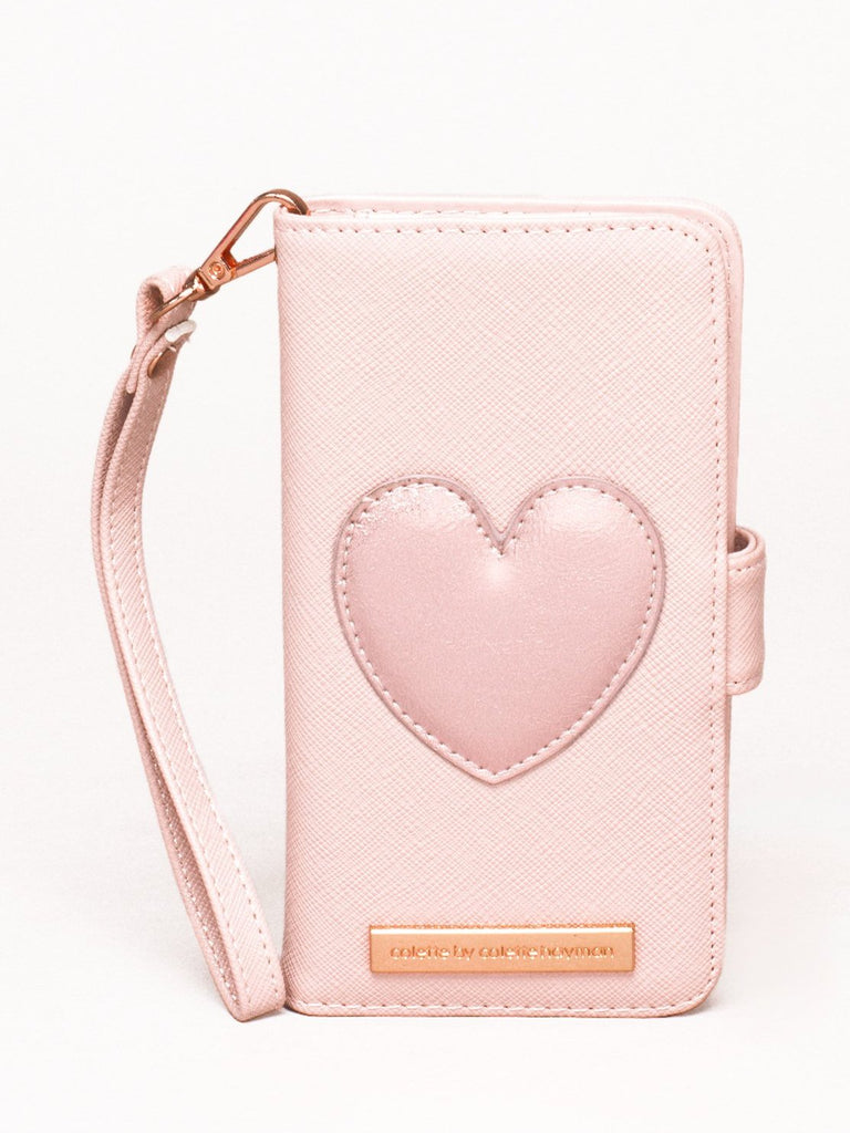 Heart Iphone 6, 7 & 8 Purse