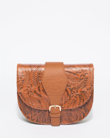 Emmie Saddle Bag