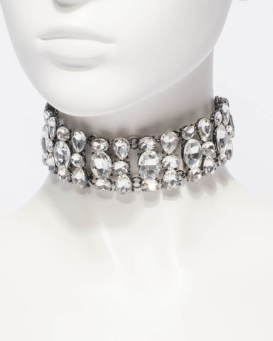 Glam Choker Necklace