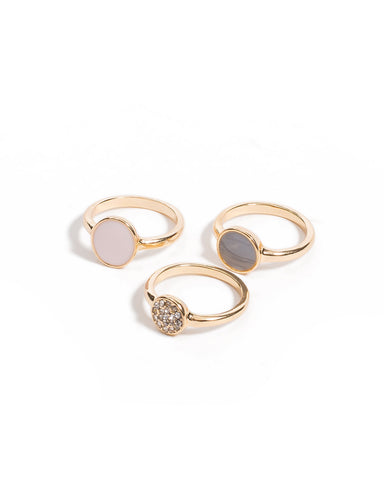 Detailed Ring Pack - Large