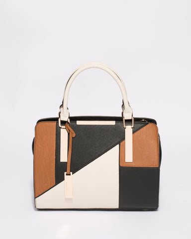 KIMBERLY PANEL TOTE