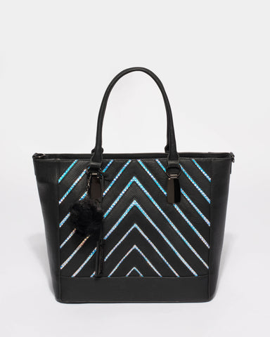 Addie Limited Edition Black Tote