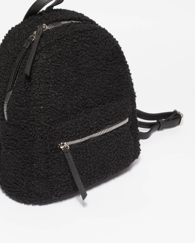 Black Bella Backpack