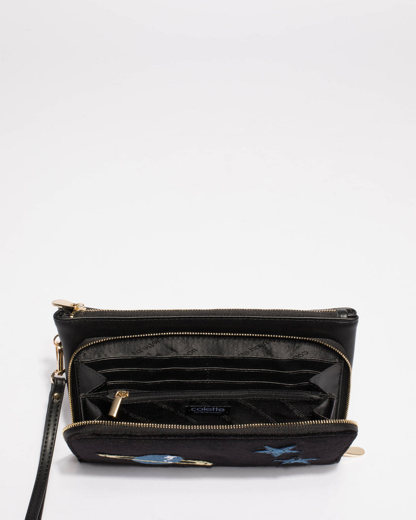 Arielle Patch Purse