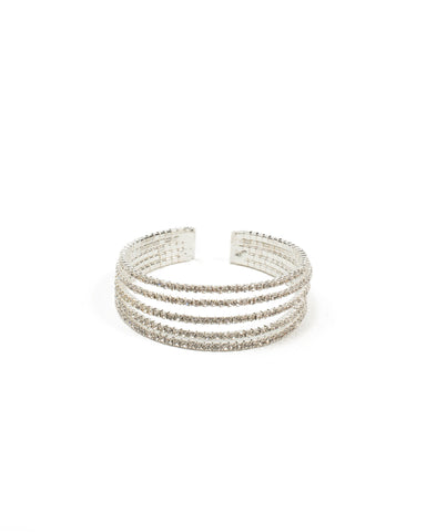 Curved Multi Row Wristwear