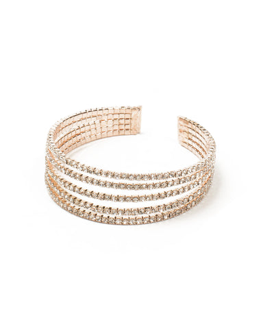 Curved Flexi Multi Row Wristwear