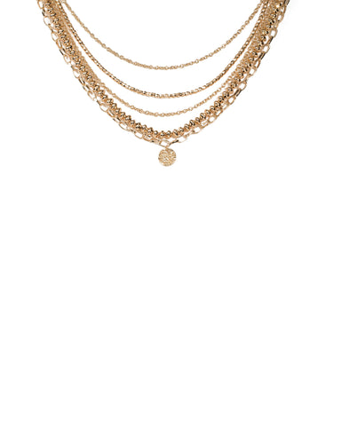 Chain Multi Layer Necklace
