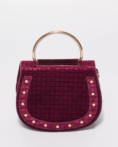 Berry Dallas Mini Saddle Bag