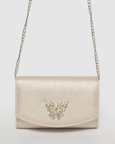 Jayde Butterfly Clutch