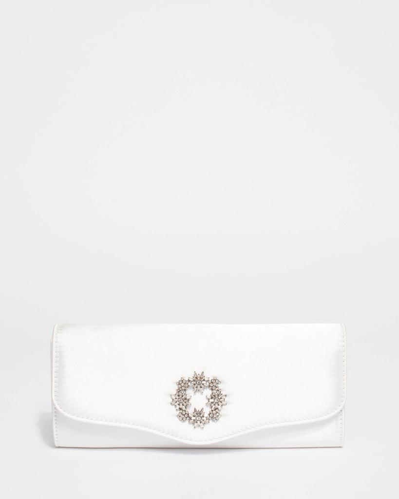Belle Diamante Clutch