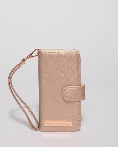 Rose Gold Samsung Galaxy S8 Purse