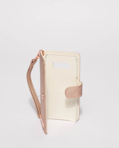 Rose Gold Samsung Note 8 Purse