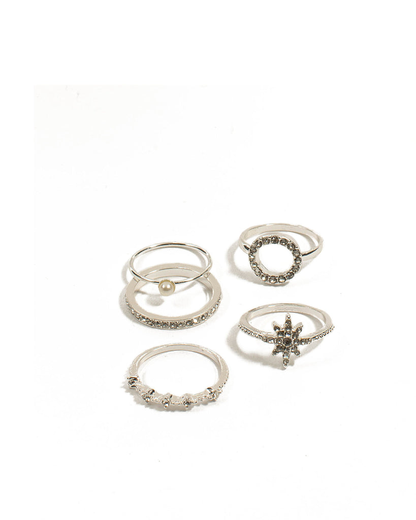 Diamante Ring Pack - Small