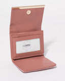 Dianna Small Pink Wallet