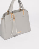 Grey Toni Medium Tote Bag