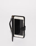 Black Saffiano Iphone 6, 7 & 8 Plus