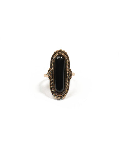 Antique Cocktail Ring - Small