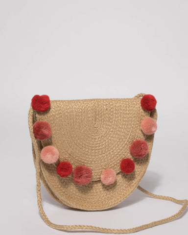 Natural Indi Crossbody Bag