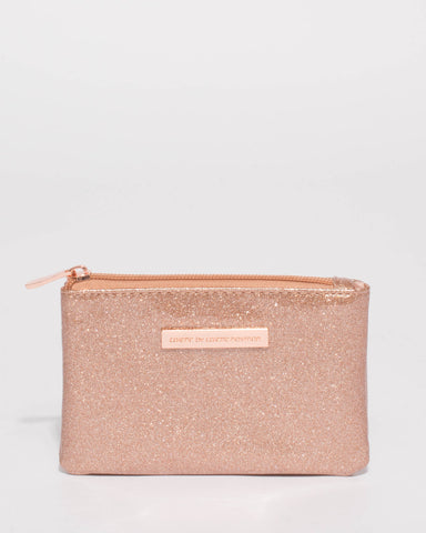 Rose Gold Sia Coin Purse
