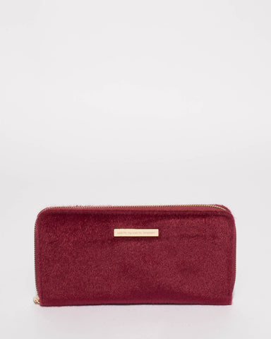 Berry Lily Large Wallet