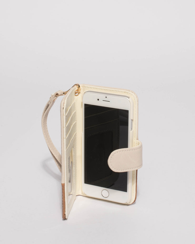 Netural Iphone 6, 7 & 8 Purse