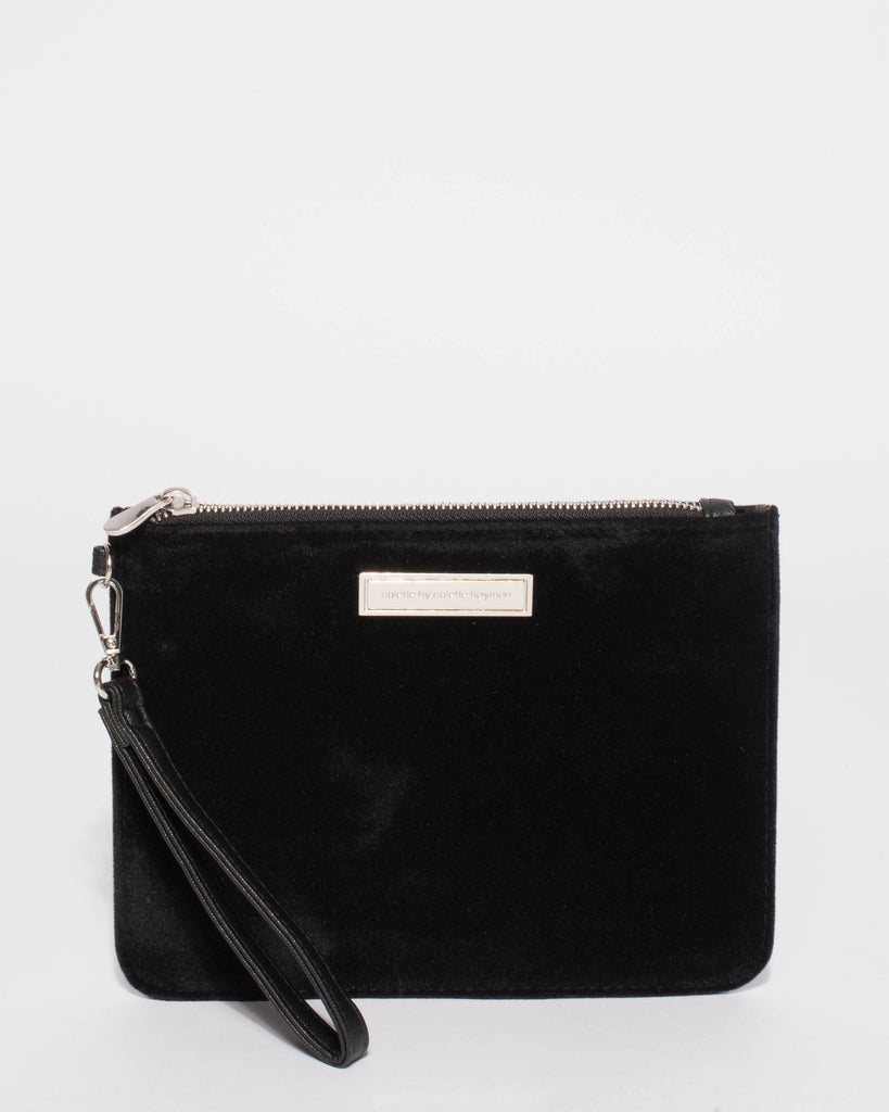 Black Clarissa Purse