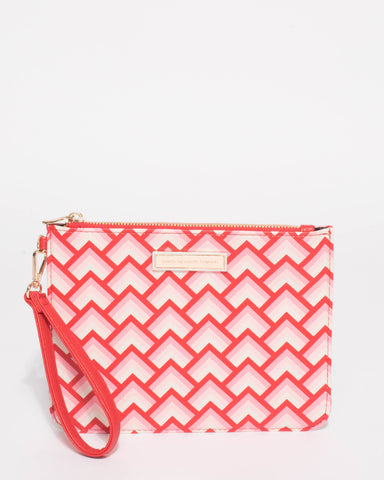 Multi Colour Clarissa Purse