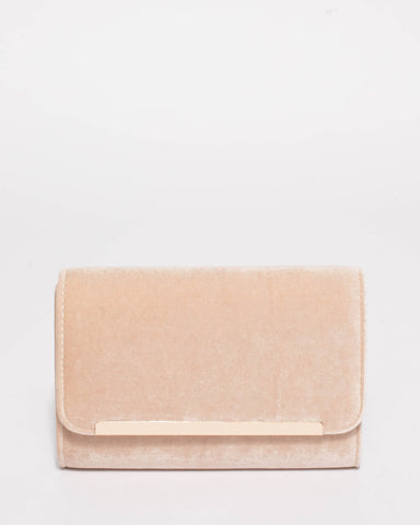 Ivory Alice Eve Clutch Bag