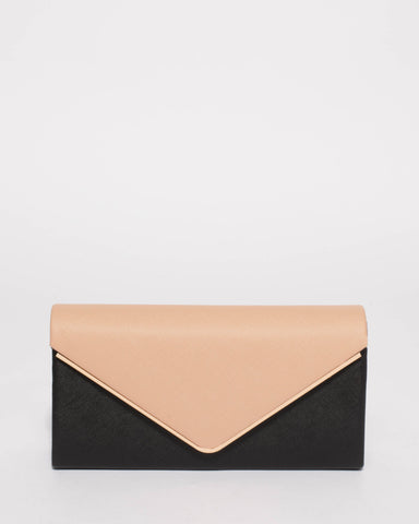 Multi Colour Sammie Clutch Bag