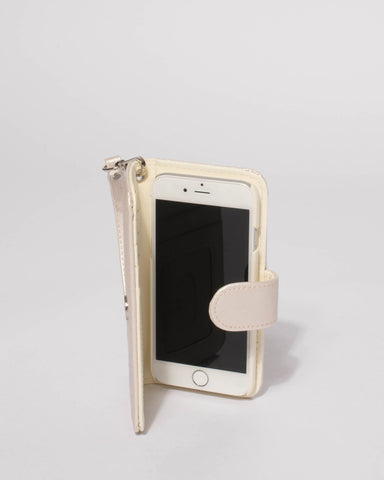 Ivory Wifey Iphone 6, 7 & 8 Purse