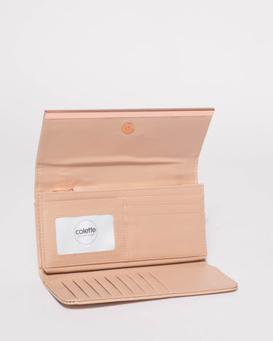 Nude Natalie Panel Wallet