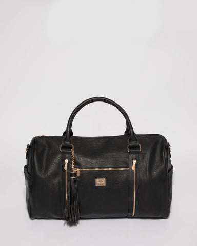 Black Kelly Weekender Bag