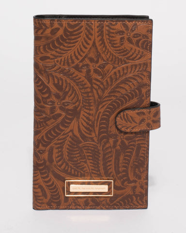 Tan Toni Travel Wallet