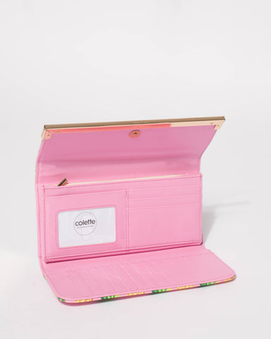 Pink Maria Classic Wallet