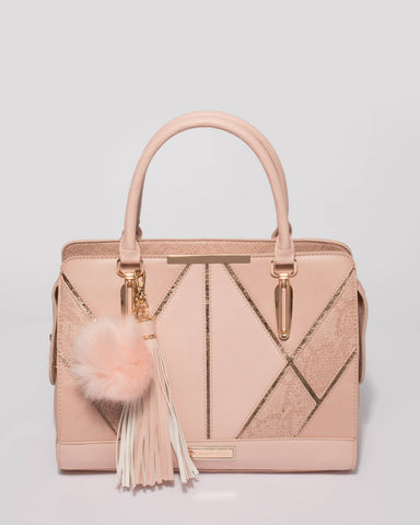 Pink Kimberly Limited Edition Tote Bag