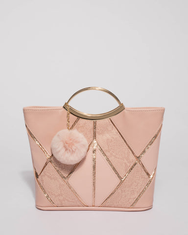 Pink Jessie Limited Edition Clutch Bag