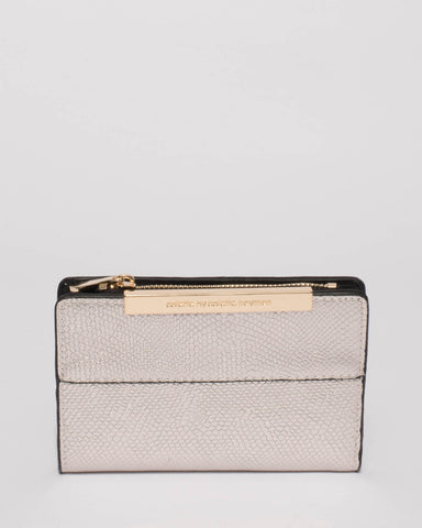 Gold Mia Small Wallet