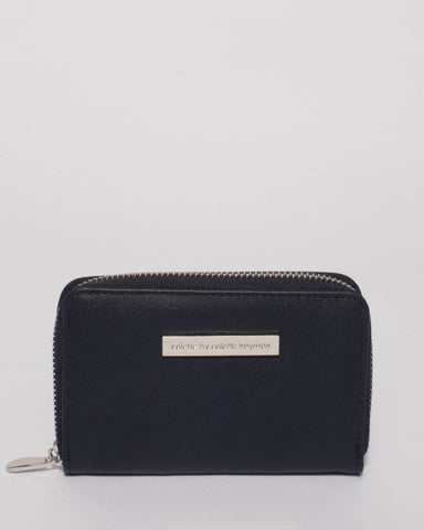Black Nina Purse Wallet