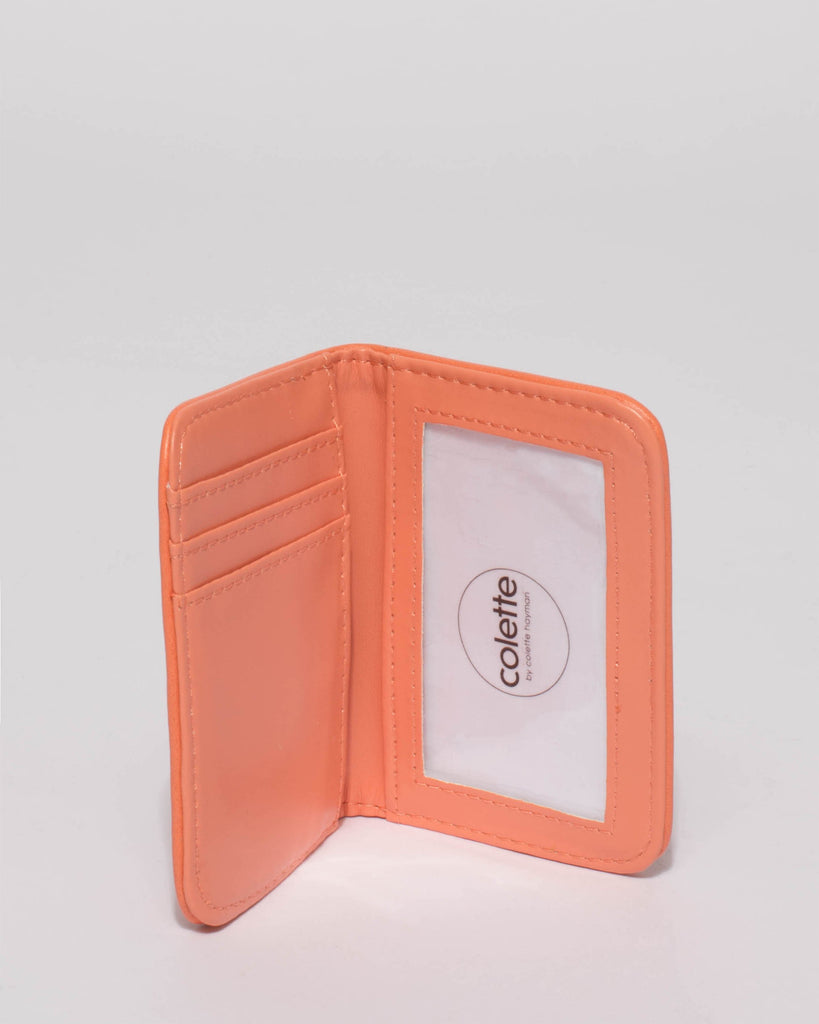 Coral Est Credit Card Purse