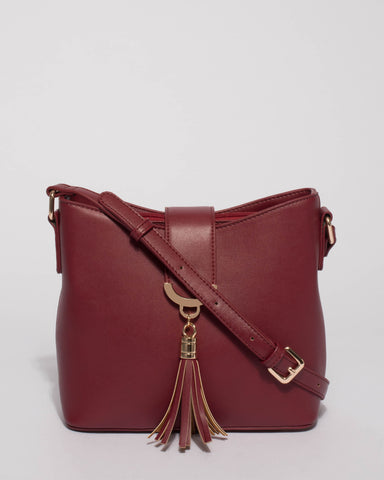Berry Libby Crossbody Bag