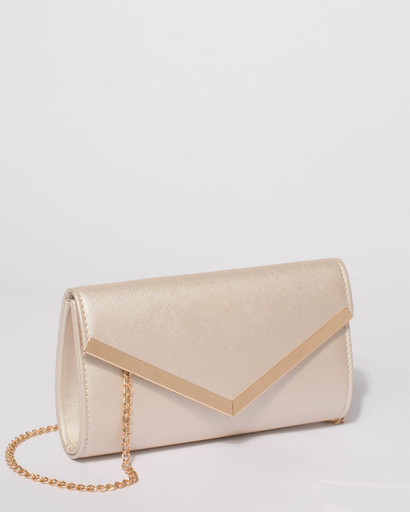 Ivory Mother Of The Bride Cindy Clutch Bag